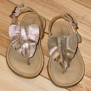 Toddler Girl Shoes Size 5 Strap Sandals